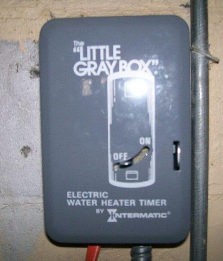 water heater timer, go green, hvac
