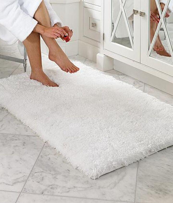 memory foam mats, bathroom ideas, flooring