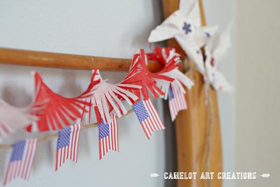 dollar tree 4th of july decor, crafts, patriotic decor ideas, seasonal holiday decor, wreaths