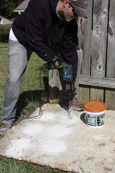 demolishing concrete with a soft touch, concrete masonry