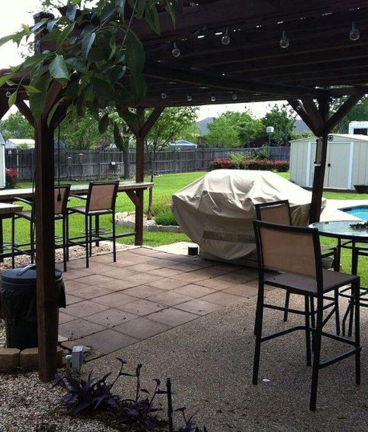 summer project 2010, decks, outdoor living, patio