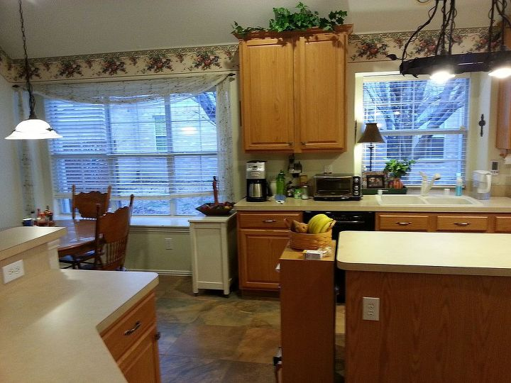 Help! Budget Minded Kitchen Facelift Ideas Needed