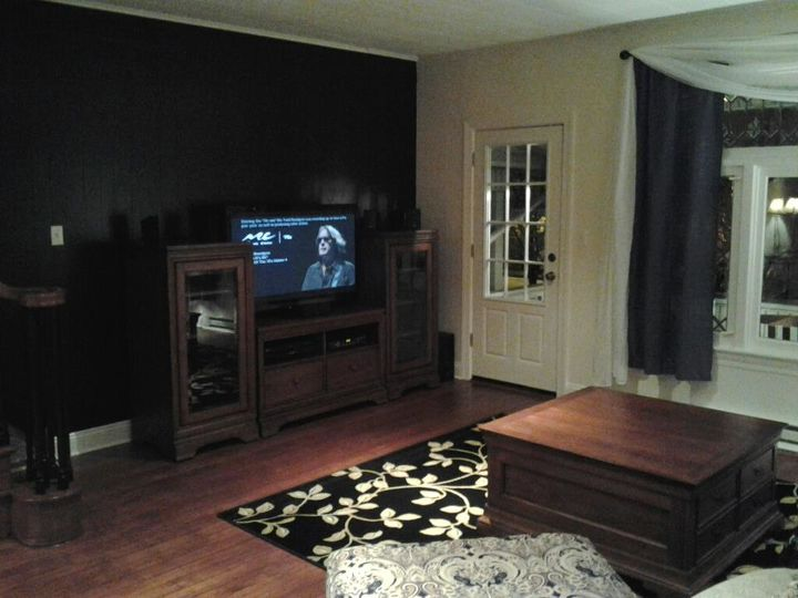 After # 4 (Furnishings no art or finishing touches)