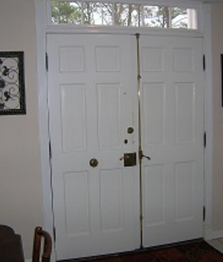Plian Doors and Transom