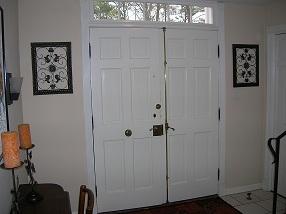 same doors same day, doors, home decor, Plian Doors and Transom