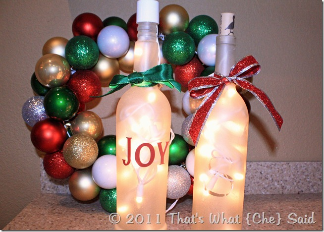 upcycle wine bottles into frosted luminaries, crafts, home decor, lighting, repurposing upcycling, Upcycle Wine bottles into beautiful frosted luminaries
