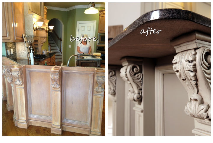 We chose to add a second color to the inset panels to make them pop and add visual interest.