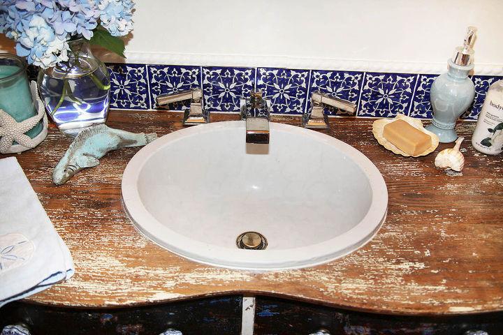 powder room redo, bathroom ideas, home decor