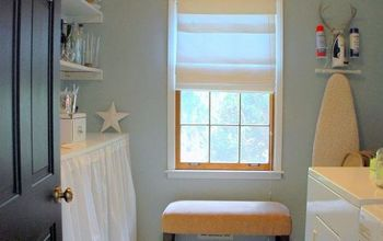 our laundry room turned butlers pantry, closet, home decor, laundry rooms, shelving ideas, updated laundry room