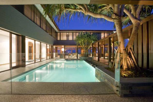 Albatross Avenue House On Australia S Gold Coast By Bayden Dard Design Architecture Home