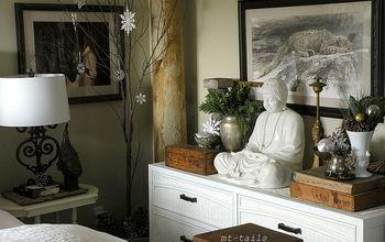 Bedroom Christmas Decor
