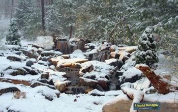 A Winter paradise is even a possibility when the Liquid Designz team is hired.