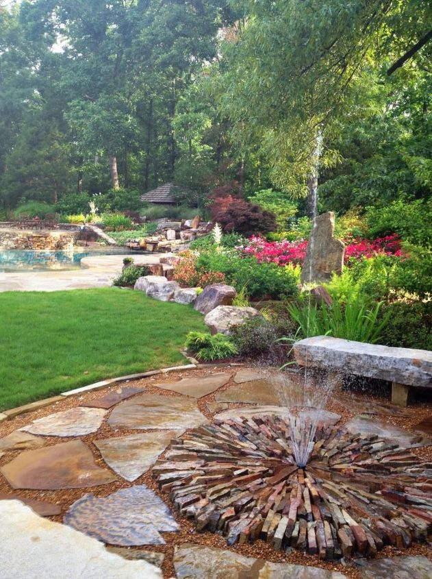 Fountains Water Features Ponds Jackson Tn 38305 Carters Nursery