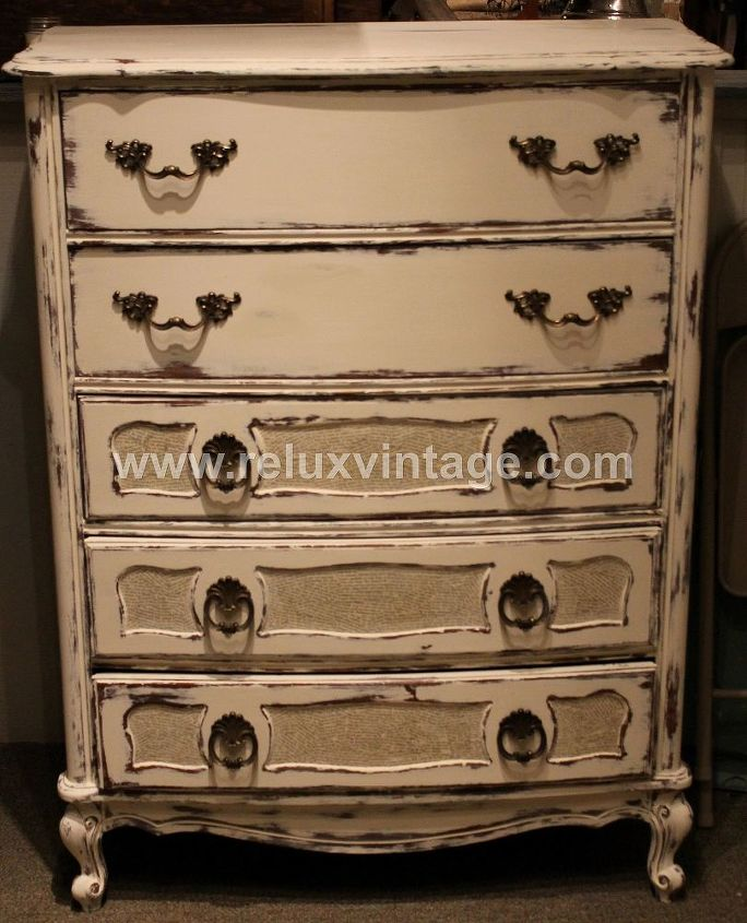 poetry in motion, painted furniture