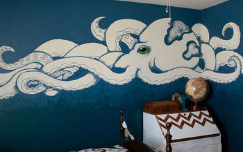The Giant Octopus Wall