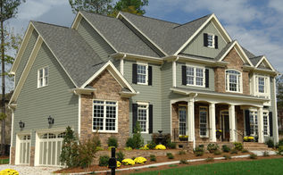 can vinyl siding be painted, curb appeal, painting, As an exterior cladding vinyl is often less expensive than other similar products The average cost of vinyl siding is approximately 1 60 per square foot