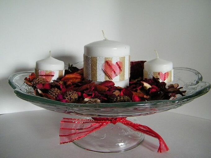 valentine s day centerpiece, christmas decorations, seasonal holiday d cor, valentines day ideas