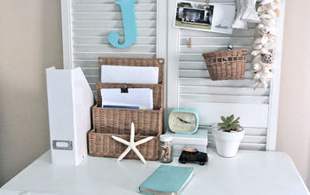 small space office, craft rooms, home decor, home office, urban living, small space office