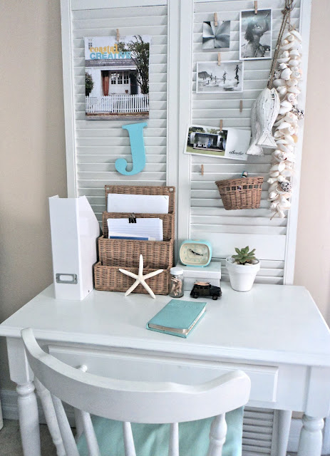 small space office