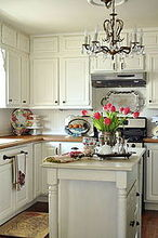 our kitchen remodel, countertops, kitchen cabinets, kitchen design, painted white