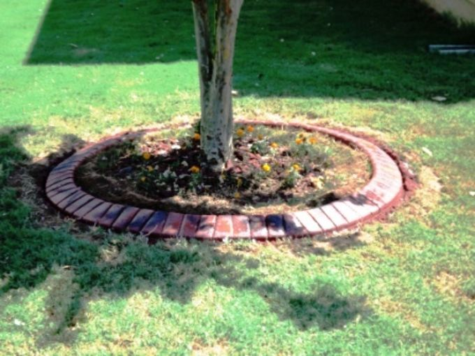 i wanted to share some pictures of more landscape curbing jobs i did last year i, gardening, landscape