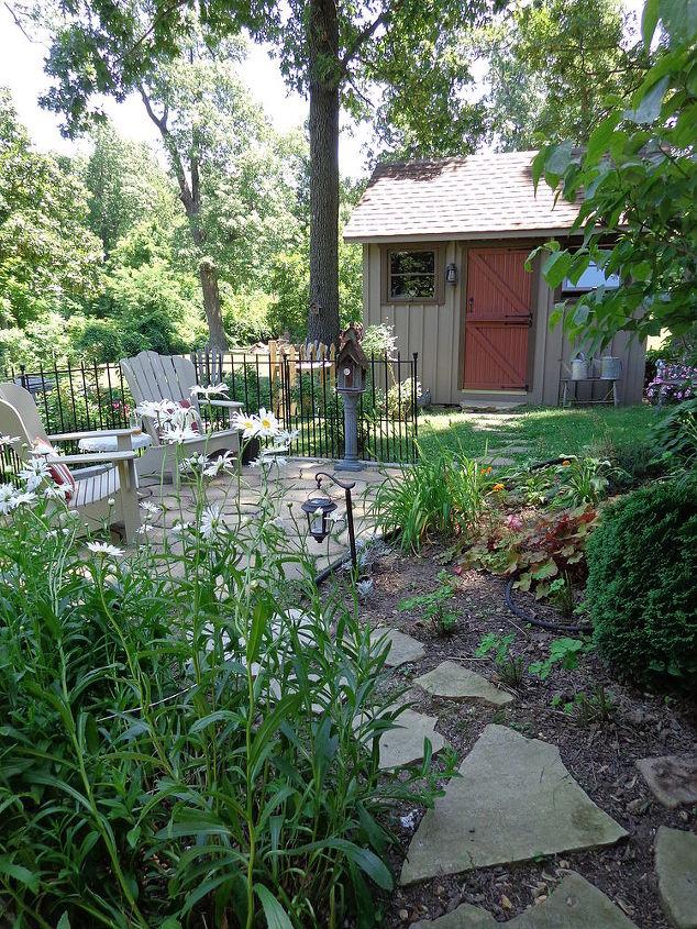 my garden house, gardening, outdoor living