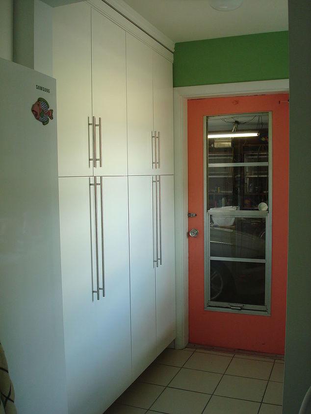 New pantry