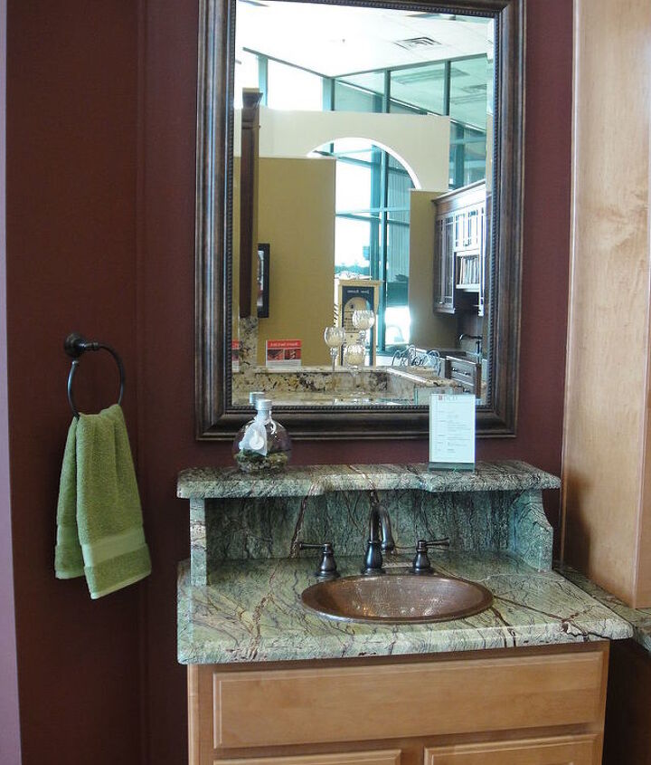 rain forest green by stone solutions of atlanta, countertops, home decor