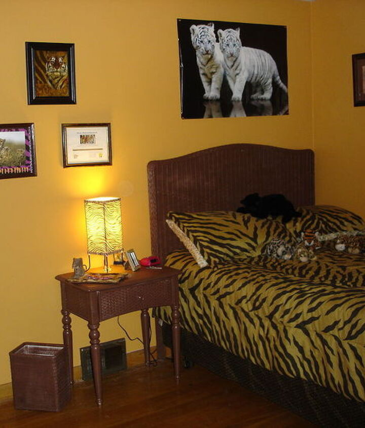 erins room makeover she s 10 and has always loved animals, bedroom ideas, home decor