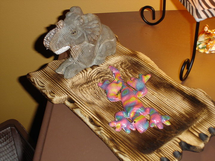 Cute elephant tray!