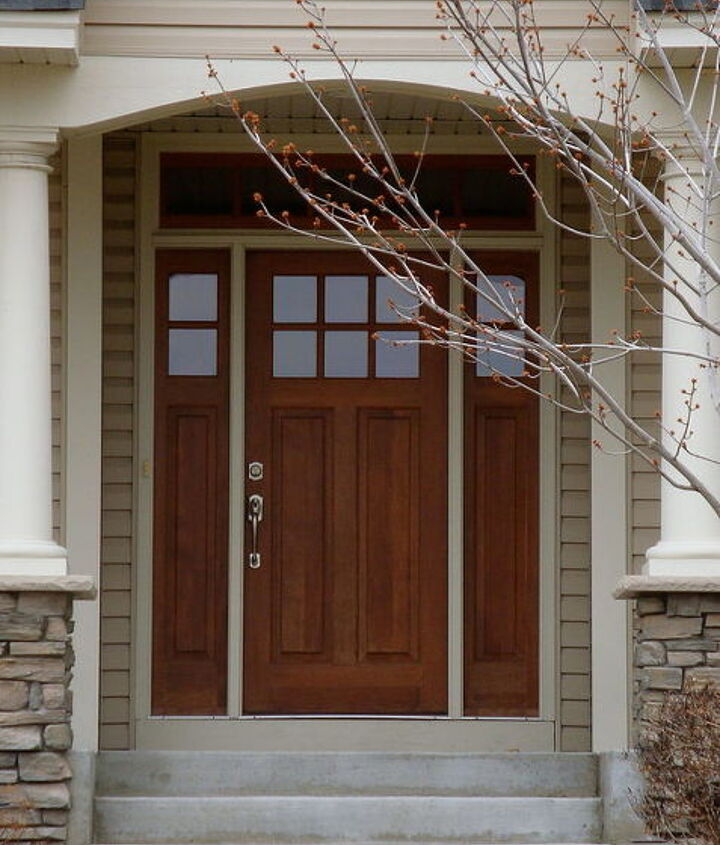 The Front Door I want ....