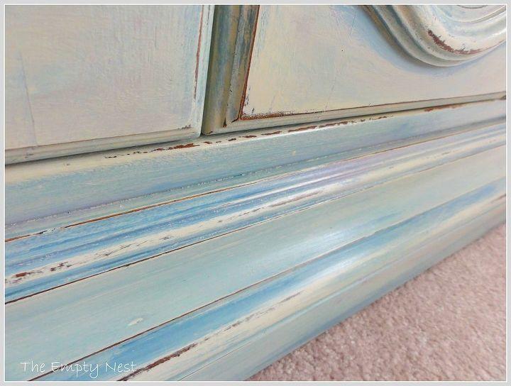 lovely ASCP wax sheen..feels like silk