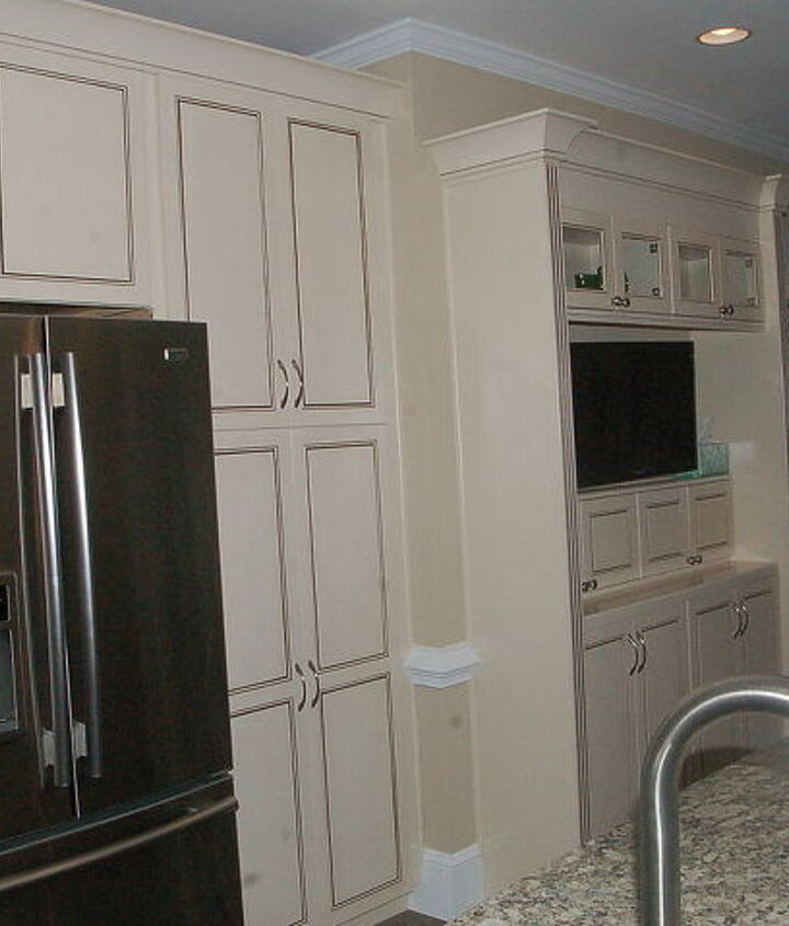 here is a project we are in the finishing stages, home decor, kitchen design