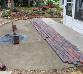 Good Installing Pavers Over Your Existing Patio Is A Great Way To Change The  Look Of Your