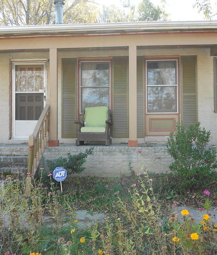 updated photos of my home makeover i did post prior and have a few replies to, curb appeal, doors, outdoor living, porches
