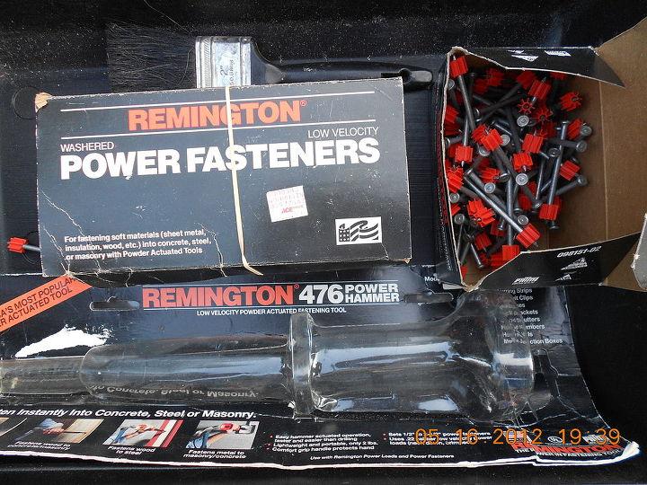 """Remington hammer power """"gun"""""""