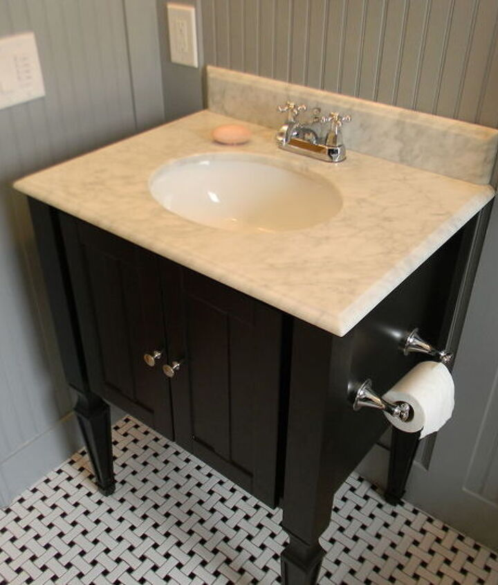 After- new period appropriate freestanding vanity