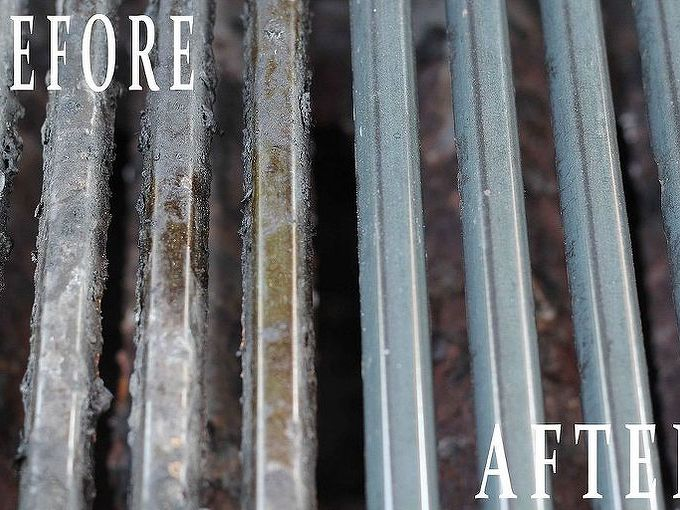 cleaning bbq grills the magic way, cleaning tips