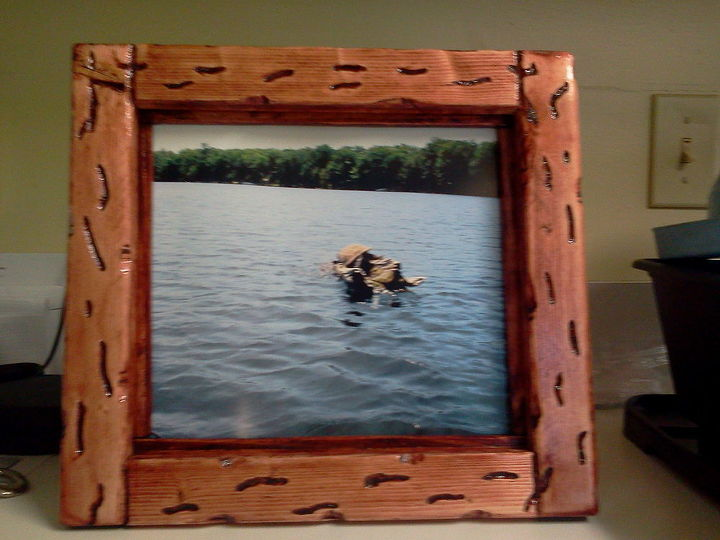 family has always been here for me so i did this for them lt 3, crafts, woodworking projects