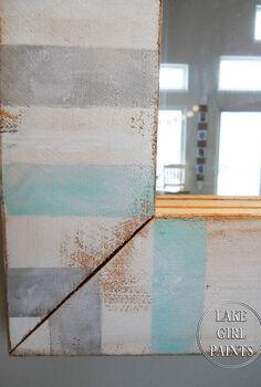 flourish mirror goes coastal, crafts