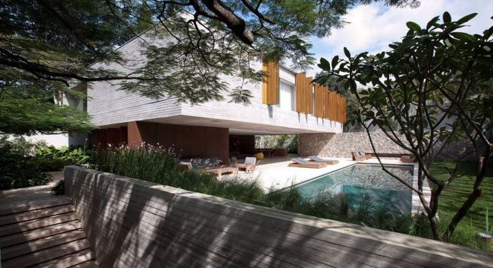 ip s house in s o paulo by studiomk27 marcio kogan, architecture