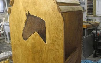 homemade saddle rack, painted furniture, woodworking projects