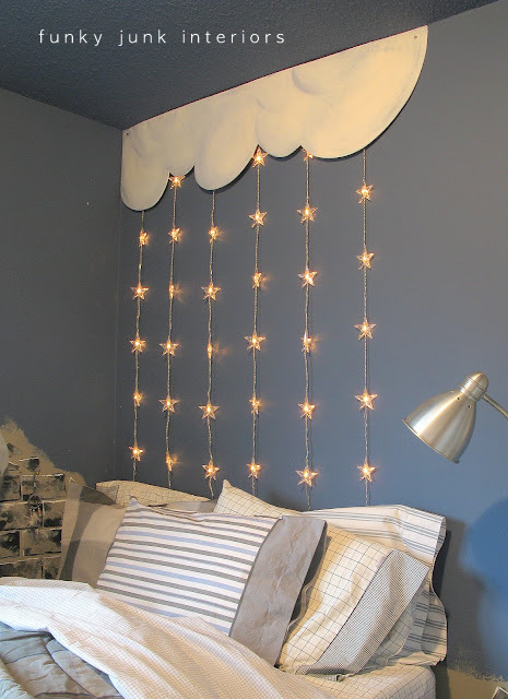 how to create your own headboard from junk, bedroom ideas, crafts, doors,