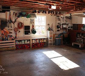 Organized Garage And Workshop, Garages, Organizing, Storage Ideas, Aaaahhh  An Organized Garage