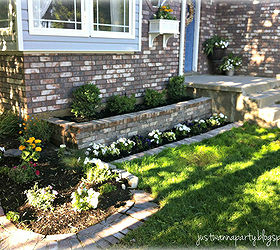Front Yard Renovation, Curb Appeal, Landscape, Outdoor Living