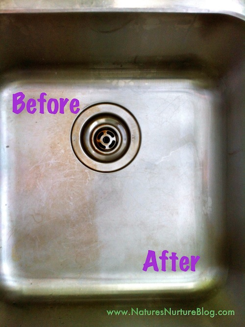 How to Clean A Stainless Steel Sink | Hometalk