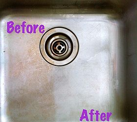 Merveilleux How To Make Clean A Stainless Steel Sink, Cleaning Tips