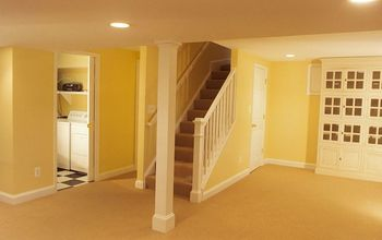 Washington Grove, MD Basement Remodel w/ Laundry Room & Bathroom
