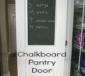 Exceptional Chalkboard Pantry Door, Chalkboard Paint, Closet, Doors, Painting