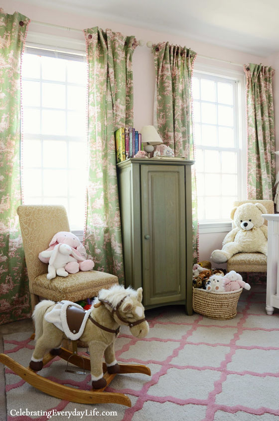 Little S Pink Amp Green Bedroom Ideas Home Decor And